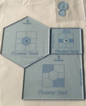 Flower Bed Templates
